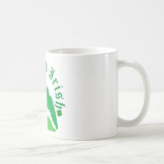 Certified Irish Kiss Classic White Coffee Mug