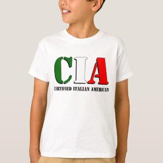 Certified Italian American T-Shirt