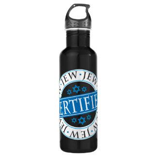 Certified Jew Water Bottle