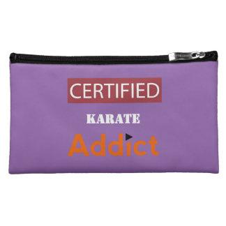 Certified Karate Addict Cosmetic Bag
