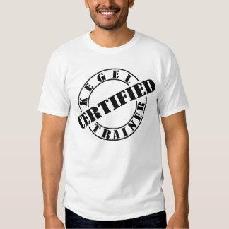 Certified Kegel Trainer -- T-Shirt