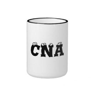 Certified Nurse Assistant Ringer Mug