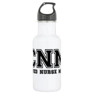 Certified Nurse Midwife Stainless Steel Water Bottle