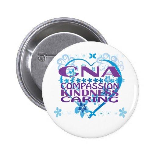 Certified Nurses Assistant Button