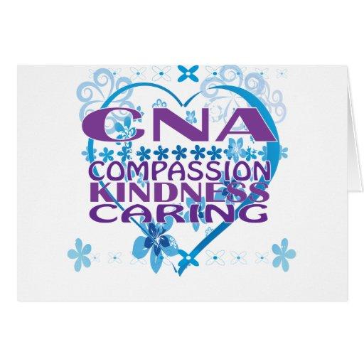 Certified Nurses Assistant Card