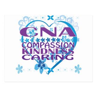 Certified Nurses Assistant Postcards
