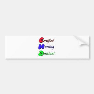 Love nursing car bumper sticker zazzle - Nursing Assistant Bumper Stickers Car Stickers Zazzle