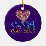 Certified Nursing Assistant Gifts Christmas Tree Ornaments