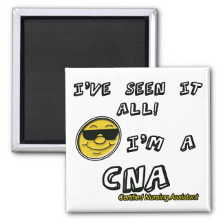Certified Nursing Assistant Fridge Magnet
