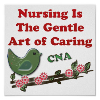Certified Nursing Assistant Posters