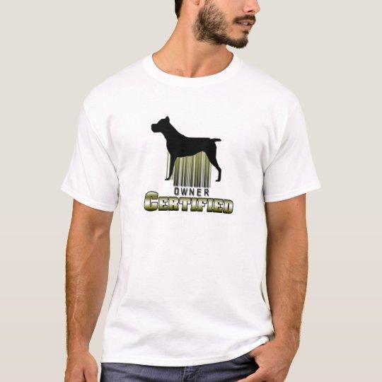 Certified Owner Tshirt