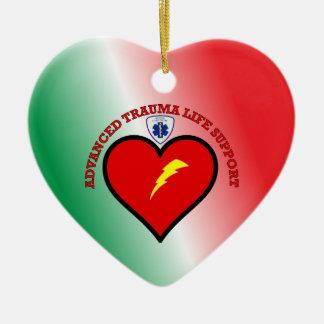 Certified Paramedic ATLS Christmas Ornament