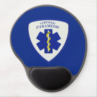 Certified Paramedic Gel Mouse Pad