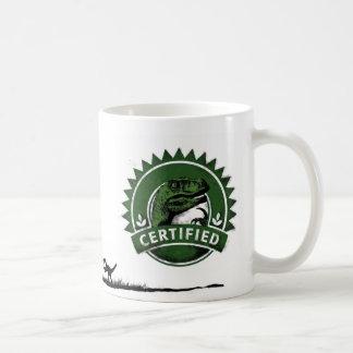 Certified Philosoraptor Cup Coffee Mug