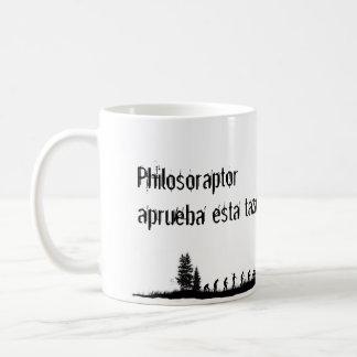 Certified Philosoraptor Taza