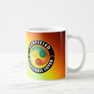Certified Pickleball Lover 1 Options Mug