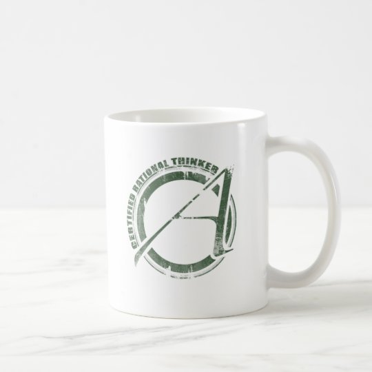 Certified Rational Thinker Coffee Mug