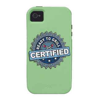 Certified Ready to Grill iPhone 4/4S Covers