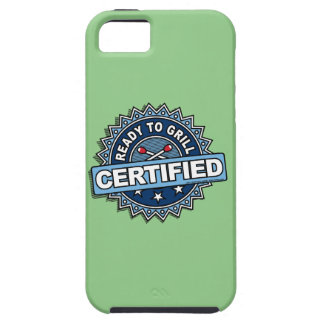Certified Ready to Grill iPhone 5 Cover