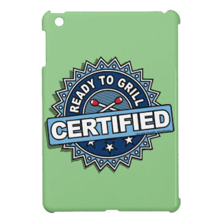 Certified Ready to Grill Cover For The iPad Mini