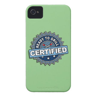 Certified Ready to Grill iPhone 4 Case