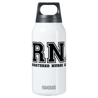 Certified Registered Nurse Anesthetist Insulated Water Bottle