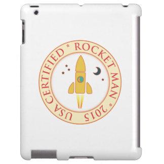 Certified rocket man
