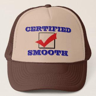 Certified Smooth Trucker Hat