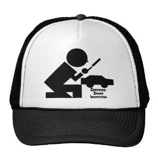 Certified State Inspector Trucker Hat
