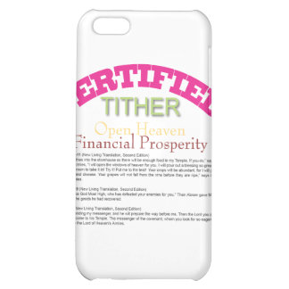 Certified Tither iPhone 5C Cases