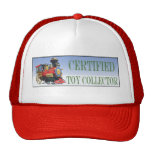 Certified Toy Collector Trucker Hat