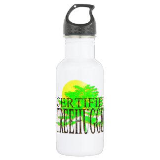 Certified Treehugger Stainless Steel Water Bottle