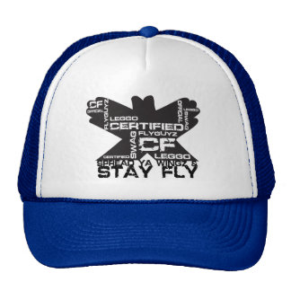 Certified Trucker hat