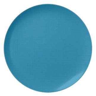 Cerulean Plate