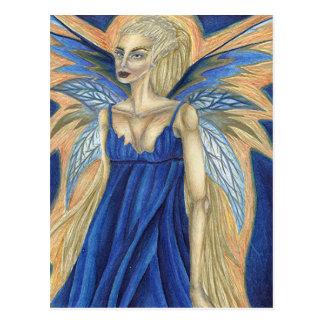 Cerulean Queen Postcard