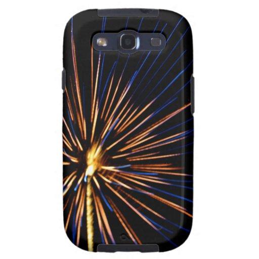Cerulean Sparkles Galaxy SIII Case