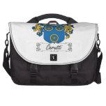 Cerutti Family Crest Commuter Bags