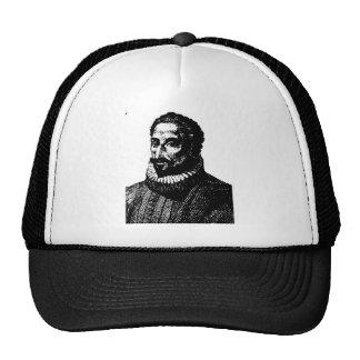cervantes trucker hat