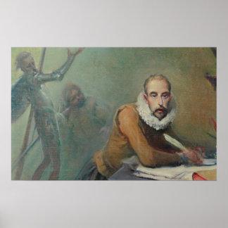 Cervantes Posters