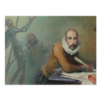 Cervantes Postcard