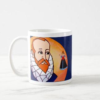 Cervantes Star White 11 oz Classic White Mug