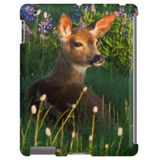 cervatillo de los ciervos de la Negro-cola, Funda Para iPad
