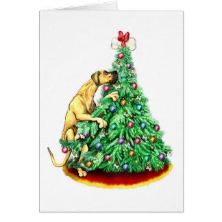Cervatillo UC de las metas del alcance del navidad