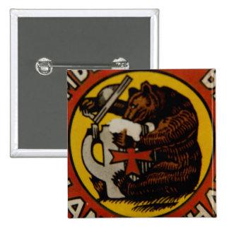Cervecería Baumberger Langenthal Button Pins