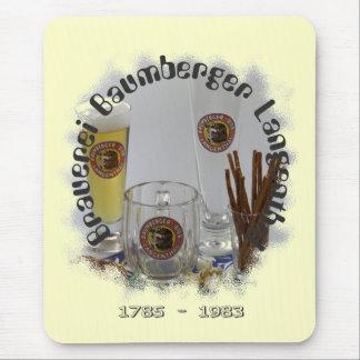 Cervecería Baumberger Langenthal Mauspad Mousepad