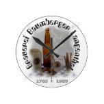 Cervecería Baumberger Langenthal Reloj De Pared