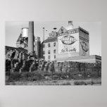 Cervecería de Minneapolis, los años 30 Póster