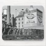 Cervecería de Minneapolis, los años 30 Tapetes De Ratón