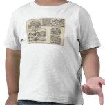 Cervecería de Paul Reising, nueva Albany Camiseta