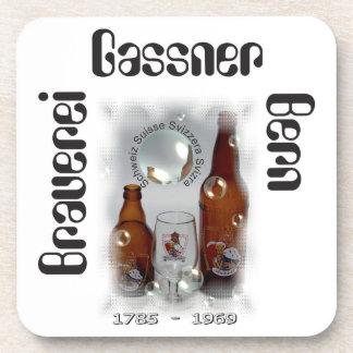 Cervecería Gassner Berna posavasos de corcho